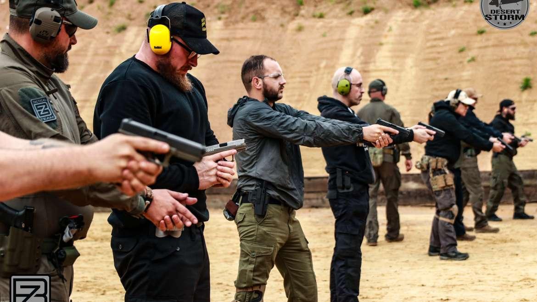 Pistolet Podstawowy ALFA 101
