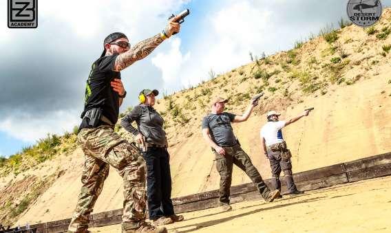 Pistolet Średnio Zaawansowany BRAVO 102