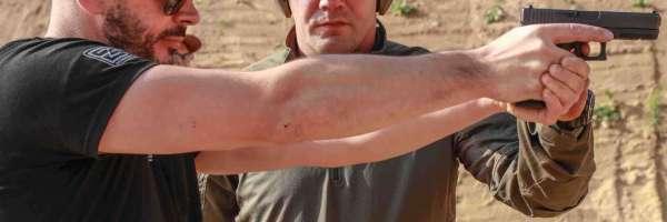 Combnined Firearsm Course BZ Academy Desert Storm Shooting Range36