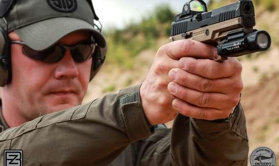 Warsztaty Pistolet – Szybkostrzelność.