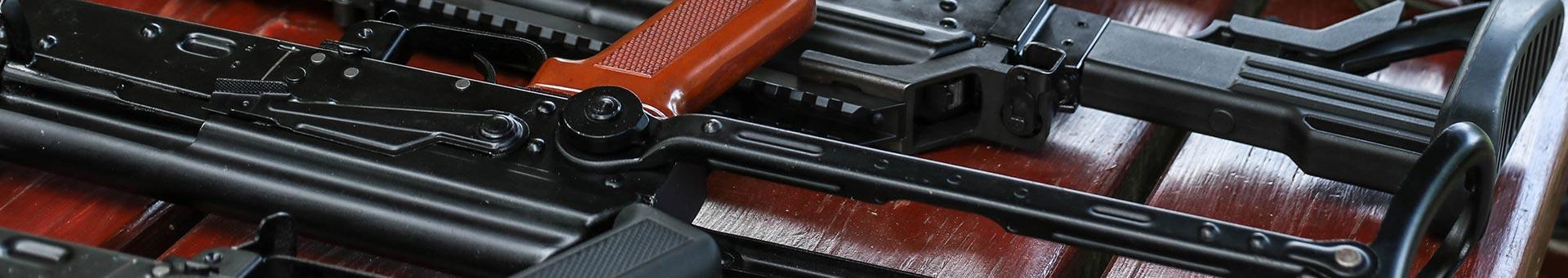 Pozwolenie na broń do celów kolekcjonerskich